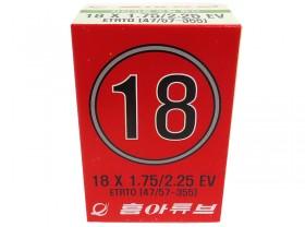 쥬브(18*1.75/2.25, EV, 포장/비닐포장, 흥아)