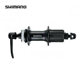 허브(뒤, 시마노FH-RM66, 32H/36H,센트락방식,ACERA