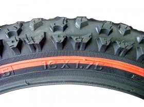 타이어(16*1.75, 켄다K817, 칼라)