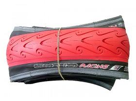 타이어(세티아레이싱 적색, 26*1.75 KV, 480g)