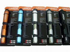 펌프,미니(UNICH, HP하이프레셔,S숏 흑,은색,티타늄)