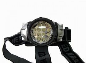 LED라이트(헬맷용, XC-730, 12구 LED)