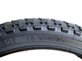 타이어(16*1.75, 흥아 HS540)