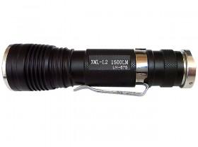 LED라이트(L2, LH-575, 1500루멘, 충전식, 소형  줌)