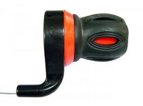 변속레바(그립시프트, KDSG-02D 오른쪽, 적색)