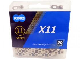 첸(11단, KMC, X11, 실버/블랙)