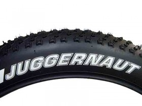타이어(26*4.0, 팻바이크용 K1151, 흑색)