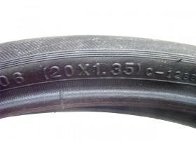타이어(20x1.35, 미니벨로용, 대만)기획품