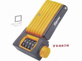 관절키(4단비밀번호, TY-3876, 20*3.5mm, 7관절)