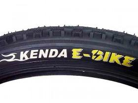 타이어(26*1.75, 켄다K924, e-bike, 흑색)
