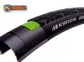 타이어(700*25C, 펑크방지패드, K-SHIELD/GKEE)