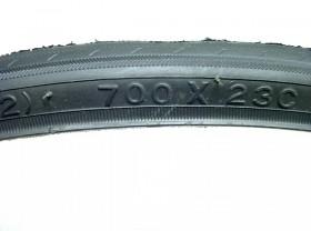 타이어(700*23C, 켄다, 흑색)