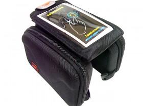 가방(스마트폰 복합쌍가방 B2-2#, RF, 흑색)