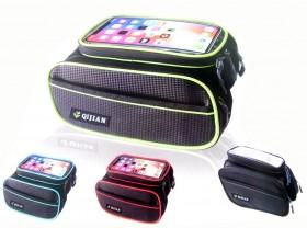 가방(스마트폰 복합쌍가방 QJ-007, 적/청/녹/흑)