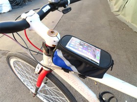 가방(스마트폰 복합가방, QJ-053, 19x10x9cm, 내장형, 보급형)