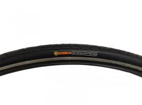 타이어(700*25C, K193, 펑크방지패드부착, 야광선) 대만기획