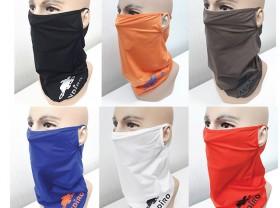 마스크(냉감 멀티, 잔디로5002, 적색,청색,흑색,백색,오렌지,회색)
