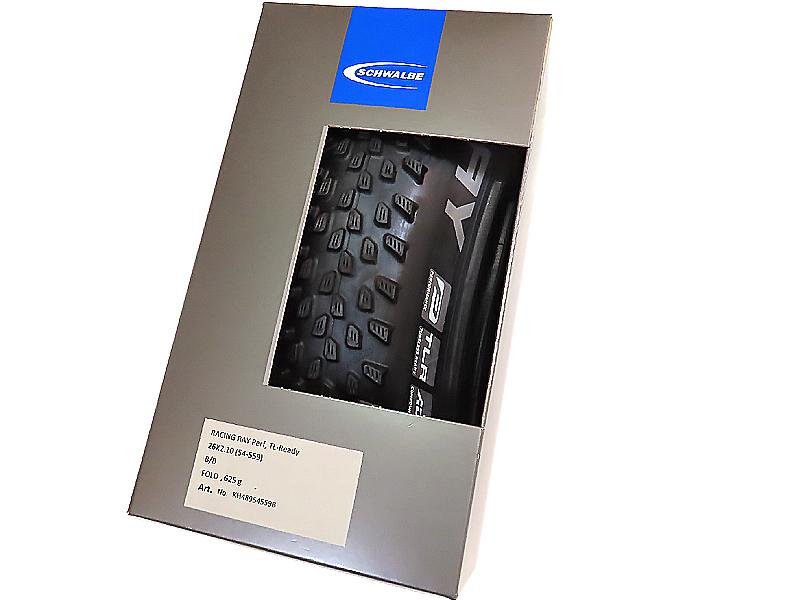타이어(26*2.1, 스왈베 레이싱 레이, FD, 54-559, 흑색) 스왈베