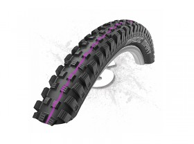 타이어(27.5*2.8 (70-584), 스왈베 매직매리, FD, 전기차용, 흑색) 스왈베