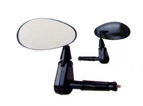 거울(바엔드, JY-9, 타원형, 중국)