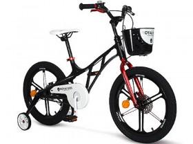 아동용자전거(로얄키즈 파일럿, 마그네슘차체,디스크브레이크, 16