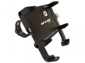 가방(스마트폰거치대 GUB PRO-3, 턱 더높음, 흑색/적색/티탄, 3단)