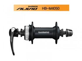 허브(앞, 시마노 알리비오 HB-M4050, 센트락, 32H, 흑색)