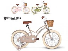 아동용자전거(로얄키즈 클래식, 알미늄차체, 16