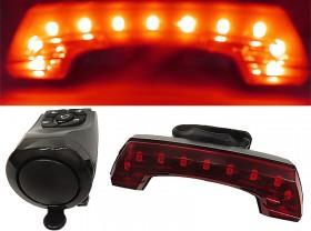 깜박등전자벨(COB LED, 3QBTL-02, 깜박등+벨, 방향지시-120db+무선조정, USB충전)